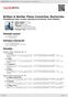 Digitální booklet (A4) Britten & Barber Piano Concertos; Nocturnes