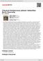 Digitální booklet (A4) Classical Anniversary Johann Sebastian Bach: Koncerty