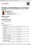 Digitální booklet (A4) Prokofiev: Cinderella/Glazunov: The Seasons