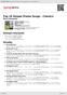 Digitální booklet (A4) Top 10 Gospel Praise Songs - Classics