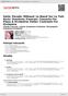 Digitální booklet (A4) Satie: Parade; Milhaud: Le Boeuf Sur Le Toit; Auric: Overture; Francaix: Concerto For Piano & Orchestra; Fetler: Contrasts For Orchestra