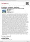 Digitální booklet (A4) Bruckner, Schubert: Symfonie
