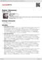 Digitální booklet (A4) Higher [Remixes]