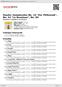 """Digitální booklet (A4) Haydn: Symphonies No. 22 """"Der Philosoph"""", No. 63 """"La Roxelane"""", No. 80"""