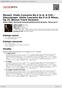 Digitální booklet (A4) Mozart: Violin Concerto No.5 In A, K.219 / Vieuxtemps: Violin Concerto No.4 In D Minor, Op.31 [Bonus Track Version]
