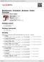 Digitální booklet (A4) Beethoven, Schubert, Brahms: Violin Sonatas