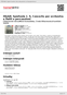 Digitální booklet (A4) Hlobil: Symfonie č. 4, Concerto per orchestra a fiatti e percussioni