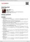 Digitální booklet (A4) Glad Rag Doll