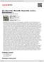 Digitální booklet (A4) Tři ritornely, Monolit, Rapsodia eroica, Mutationes...