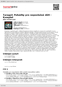 Digitální booklet (A4) Taragel: Pohádky pro neposlušné děti - Komplet
