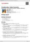 Digitální booklet (A4) Tchaikovsky: Violin Concerto