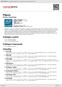 Digitální booklet (A4) Pijano