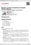 Digitální booklet (A4) Mozart: La Finta Giardiniera [Complete Mozart Edition]