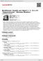 """Digitální booklet (A4) Beethoven: Sonáty pro klavír č. 7, 12 a 23 """"Appassionata"""". Russian Masters"""