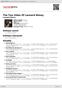 Digitální booklet (A4) The Two Sides Of Leonard Nimoy