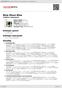 Digitální booklet (A4) Blue Moon Blue