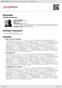 Digitální booklet (A4) Encores