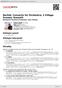 Digitální booklet (A4) Bartók: Concerto for Orchestra; 3 Village Scenes; Kossuth