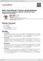Digitální booklet (A4) Pete Townshend's Classic Quadrophenia