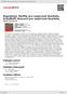 Digitální booklet (A4) Kaprálová: Partita pro smyčcové kvarteto, Schulhoff: Koncert pro smyčcové kvarteto