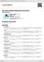 Digitální booklet (A4) Scream [International Version]