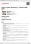 Digitální booklet (A4) Sadan vuoden yksinaisyys - parhaat 1980 - 1986