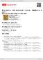 Digitální booklet (A4) Borodin: Polovecké tance, Symfonie č. 2 h moll