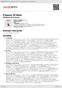 Digitální booklet (A4) Chance Of Rain