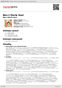 Digitální booklet (A4) Ben L'Oncle Soul