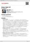 Digitální booklet (A4) Water Night EP
