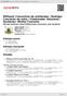 Digitální booklet (A4) Milhaud: Concertino de printemps / Rodrigo: Concierto de estio / Chaminade: Automne / Serebrier: Winter Concerto