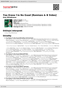 Digitální booklet (A4) You Know I'm No Good [Remixes & B Sides]