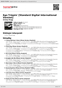 Digitální booklet (A4) Ego Trippin' [Standard Digital International Version]