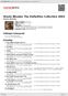 Digitální booklet (A4) Stevie Wonder The Definitive Collection 2002