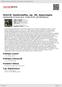 Digitální booklet (A4) Ostrčil: Symfonietta, op. 20, Impromptu