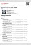 Digitální booklet (A4) Selected Jerks 2001-2009