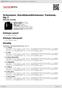 Digitální booklet (A4) Schumann: Davidsbundlertanzer; Fantasie, Op.7