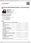 Digitální booklet (A4) The Best [International Bonus Track Version]