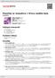 Digitální booklet (A4) Písničky ze Semaforu 1 Včera neděle byla
