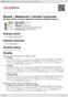 Digitální booklet (A4) Mozart / Beethoven: Clarinet Concertos
