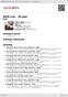 Digitální booklet (A4) BZN Live - 20 Jaar