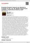Digitální booklet (A4) Krommer-Kramář: Koncert pro klarinet a orchestr Es dur, op. 36, Benda: Koncert pro cembalo a smyčcový orchestr g moll