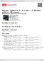 Digitální booklet (A4) Dvořák: Symfonie č. 9 e moll Z Nového světa, Karneval