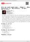 Digitální booklet (A4) Árie ze světových oper / Mozart / Mascagni / Leoncavallo / Čajkovskij / Bizet/