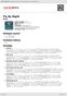 Digitální booklet (A4) Fly By Night