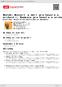 Digitální booklet (A4) Dvořák: Koncert a moll pro housle a orchestr, Romance pro housle a orchestr