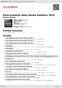Digitální booklet (A4) Azuli presents Deep House Anthems 2015