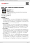 Digitální booklet (A4) Rock Dust Light Star [Deluxe Version]