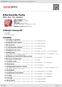 Digitální booklet (A4) Kitscherella Party