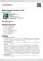 Digitální booklet (A4) MNW Digital Archive 1976